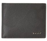 Bally Levye Contrast Interior Bifold Wallet