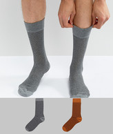 Selected 2 Pack Sock