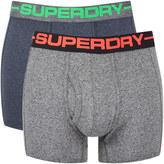 Superdry Men's Sport Double Pack Boxers