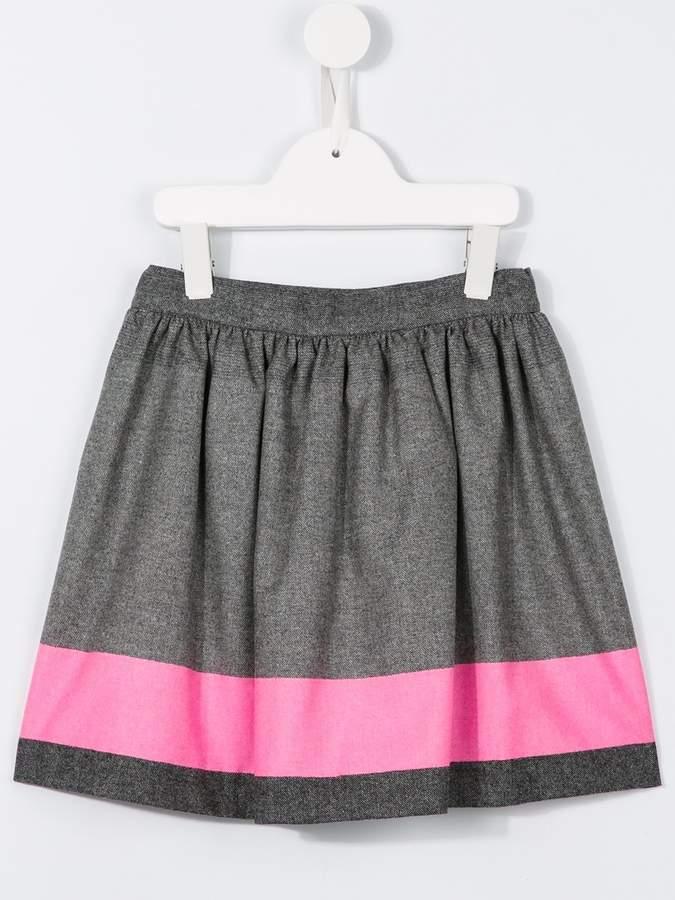Il Gufo pleated skirt
