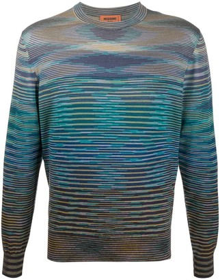 Missoni Stripe Knit Jumper
