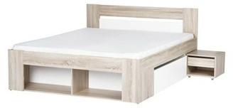 Ivy Bronx Holderman Queen Storage Platform Bed with Mattress