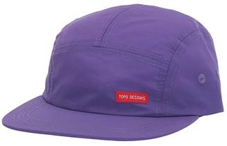 Topo Designs Nylon Camp Hat
