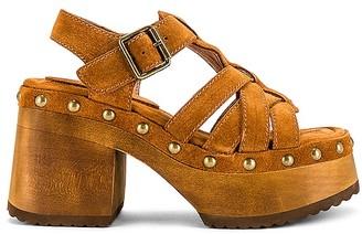 Jeffrey Campbell Ring-It Platform Sandal
