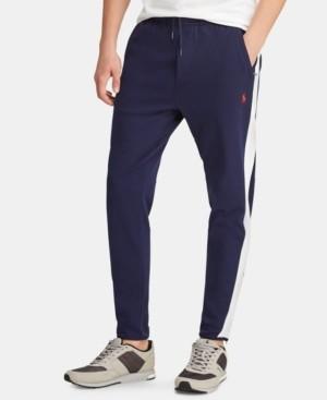 Polo Ralph Lauren Men's Big & Tall Cotton Jogger Interlock Active Pants