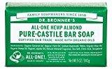 Dr. Bronner's Organic Castile Bar Soap - Almond - 5 oz.