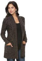 Apt. 9 Women's Cozy Shawl Collar Cardigan
