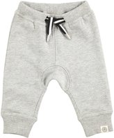 Molo Baby Boy's Stan Soft Pants - Grey Melange