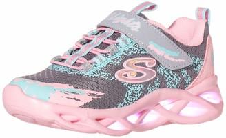 Skechers Girls' Twisty Brights Sneaker