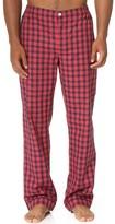 Sleepy Jones Marcel Washed Plaid Pajama Pants