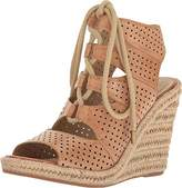 Johnston & Murphy Women's Mandy Espadrille Wedge Sandal,10 M US