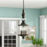 Wexley 5 - Light Candle Style Globe Chandelier with Crystal Accents Hinkley Lighting Finish: Oil Rubbed Bronze