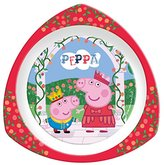 Peppa Pig Once Upon a Time Triangle Plate