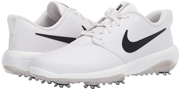 Nike Roshe G Tour Summit White Summit White Black Men S Golf Shoes Shopstyle