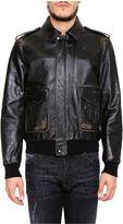 Saint Laurent Flight Crust Vintage Jacket