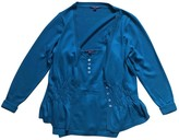 Princesse Tam-Tam Turquoise Wool Knitwear for Women