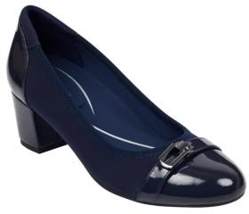 Easy Spirit Glenda 2 Block Heel Pumps Women's Shoes
