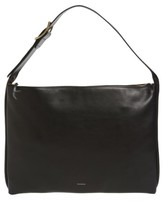 Skagen Anesa Leather Shoulder Bag - Black