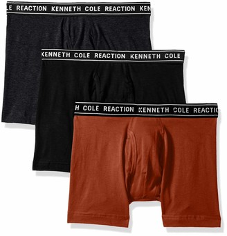Kenneth Cole Reaction Kenneth Cole Men's 3 Pack Boxer Brief