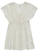 O'Neill Girl's Kayla Crochet Cover-Up Dress