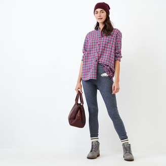 Roots Relaxed Flannel Shirt