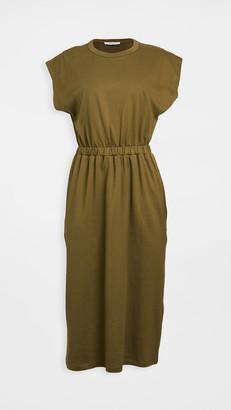 Ninety Percent Dart Shoulder Dress