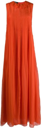 Rochas Maxi Dress