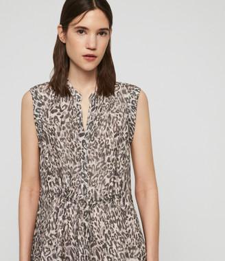 AllSaints Clari Kara Dress