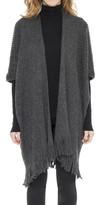Max Studio Fringed Cardigan Sweater