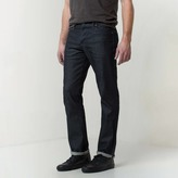 DSTLD Straight 12.75oz Raw Denim Jeans in 24-dip Indigo - Timber