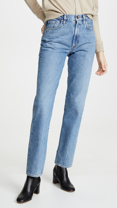Gold Sign The Nineties Classic Jeans