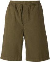 MSGM bermuda shorts - men - Cotton/Spandex/Elastane - 46