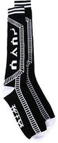 Kokon To Zai intarsia knit socks