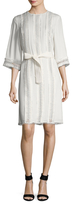 ADAM by Adam Lippes Karate Lace Above The Knee Dress