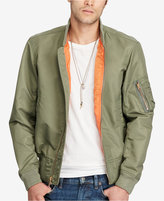 Denim & Supply Ralph Lauren Men's Bomber Jacket