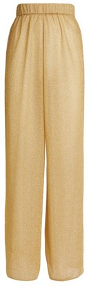 Oseree Lumiere Wide Leg Trousers