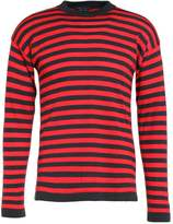Marc Jacobs Jumper charcoal/red