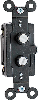 Rejuvenation Four-way Push-Button Switch