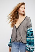 Free People Reminiscent Pullover