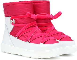 Moncler Stephanie ankle boots