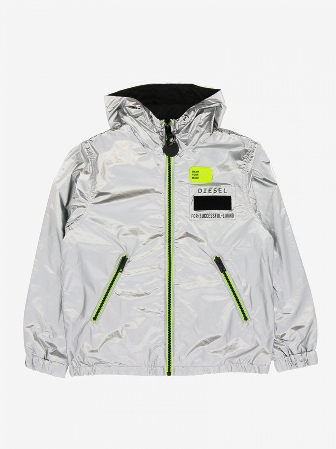 Thumbnail for your product : Diesel Jacket Kids