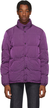 Holubar Purple Down New Mike Jacket