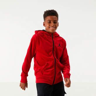 Nike Boys' Jordan Velour Jacket