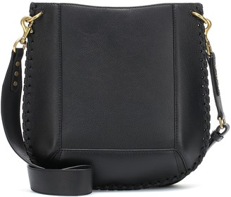Isabel Marant Oskan leather crossbody bag