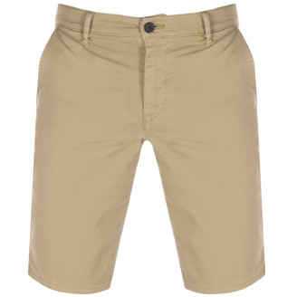 Boss Casual BOSS Schino Slim Shorts Beige