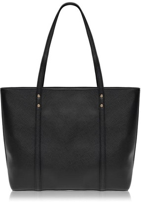 Linea Zip Top Tote Bag