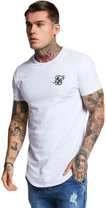 SikSilk Men's Curve T-Shirt