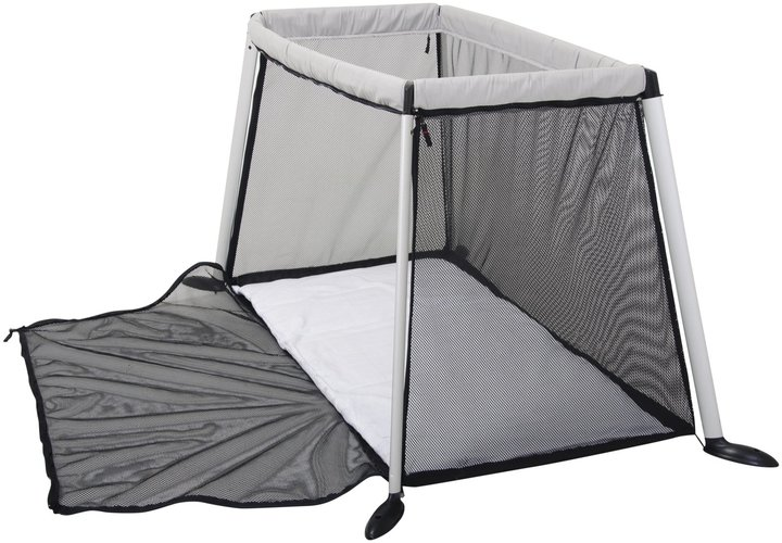 Phil & Teds Traveller Portable Bed - Black