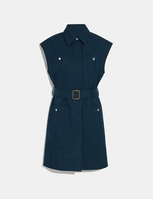 Coach Trench Dress