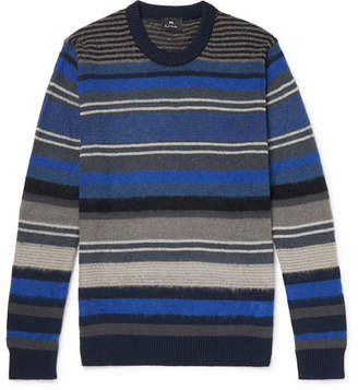 Paul Smith Striped Knitted Sweater
